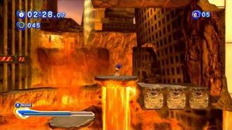 Sonic Generations - Crisis City (Act 2) - Red Rings