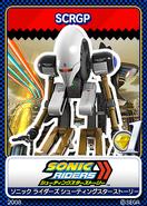 Sonic Riders Zero Gravity karta 2