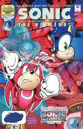 Archie Sonic the Hedgehog Issue 81