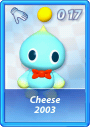 Card 017 (Sonic Rivals)