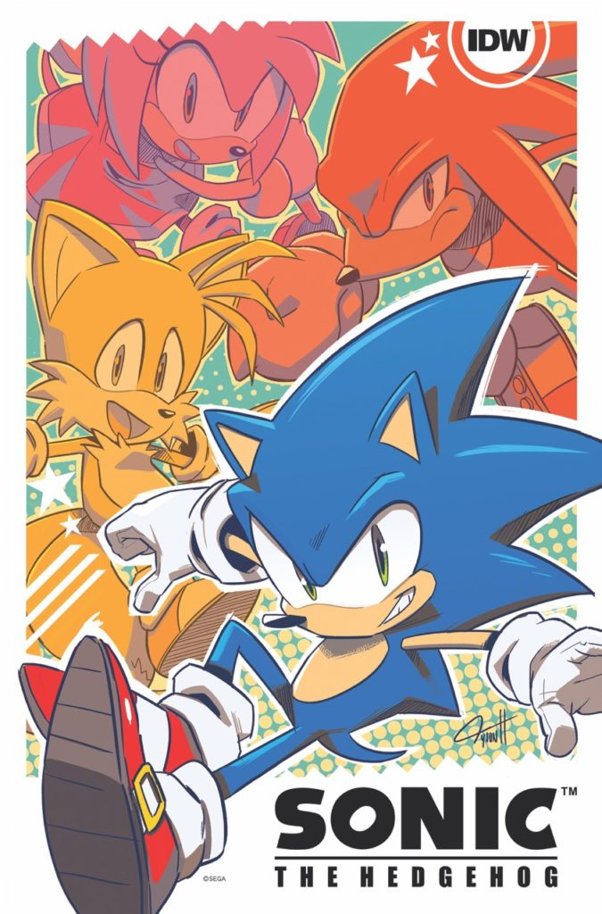 sonic the hedgehog idw comic series sonic news network fandom