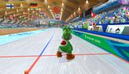 Mario Sonic Olympic Winter Games Gameplay 139