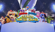 Mario Sonic Olympic Winter Games Opening 12
