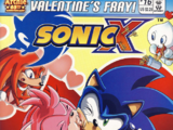 Archie Sonic X Issue 16