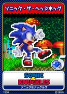 Sonic & Knuckles karta 15