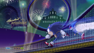Sonic CD Wallpaper 2