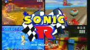 Sonic R JP Commercial