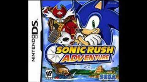 "Sonic Rush Adventure ""Deep Core (Boss)"" Music Request"