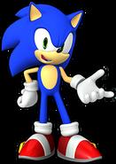 Sonic Sonic Runners art 2