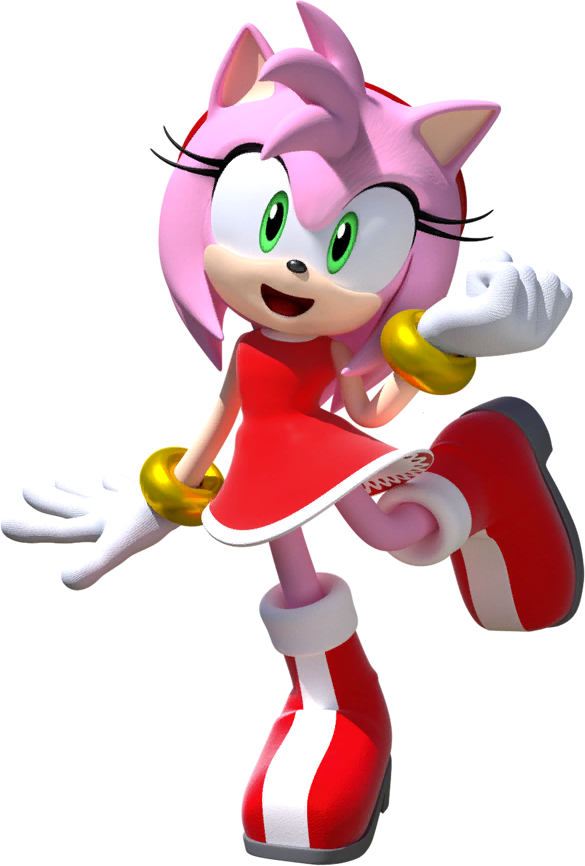 Amy Rose Sonic News Network Fandom