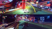Team Sonic Racing Bingo Party2