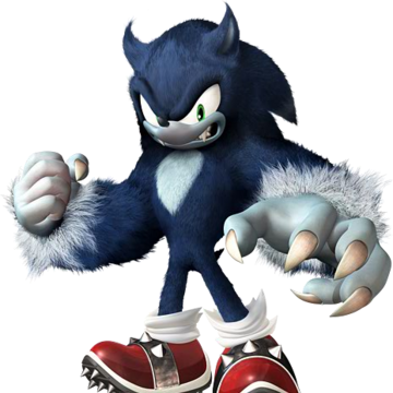 Sonic The Werehog Sonic News Network Fandom
