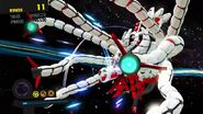Death Egg Robot Triple Boost
