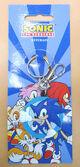 GE PVC Keychain Sonic