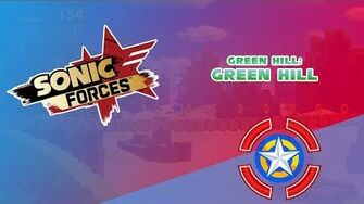 Green Hill - Sonic Forces