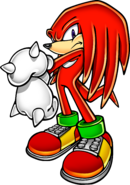 Knuckles 07