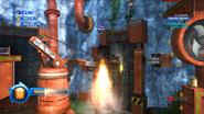 Orange Rocket Charging Wii