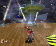 SA Gamma vs Sonic DX 2