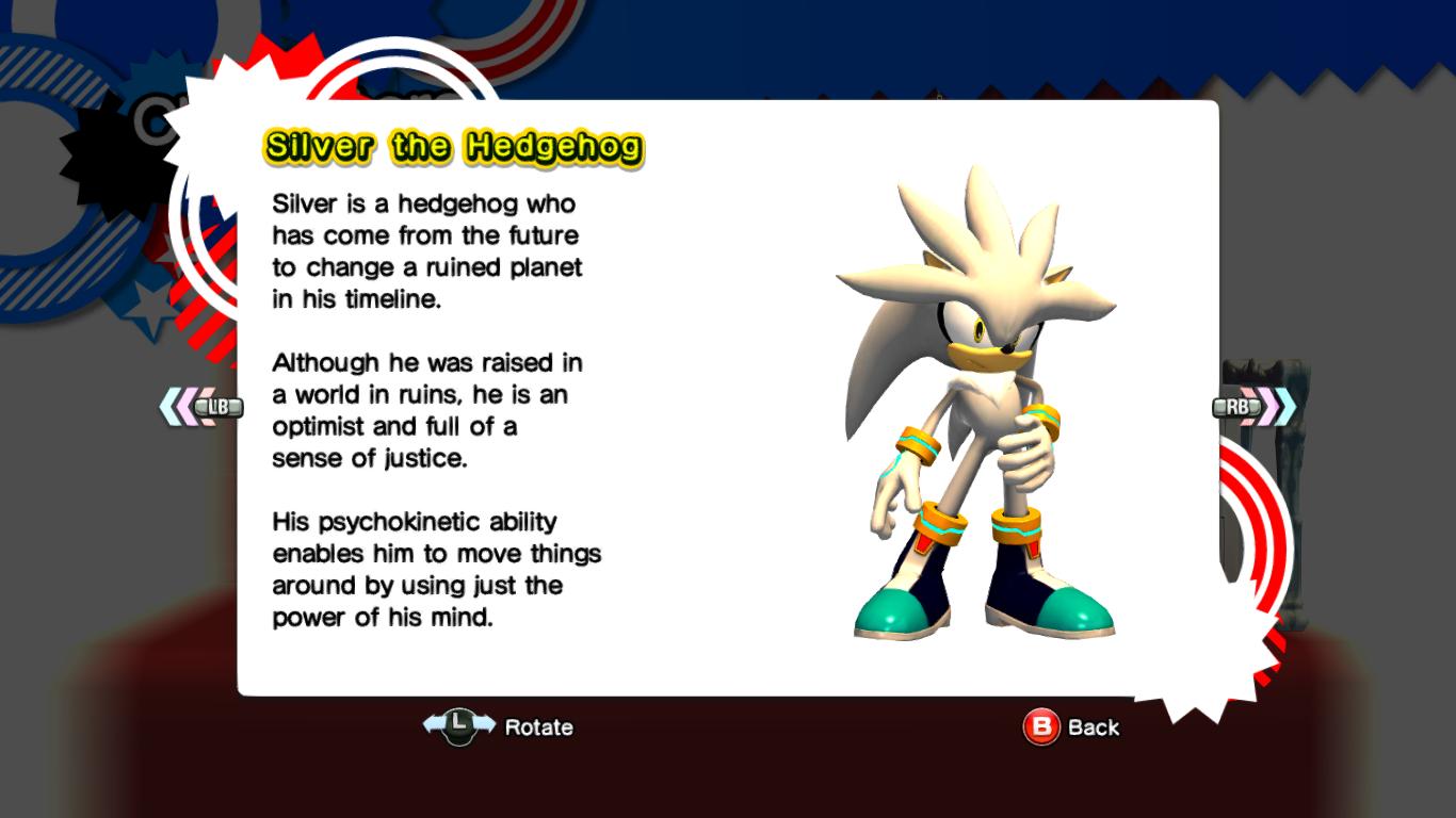 Silver The Hedgehog Sonic News Network Fandom