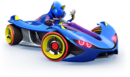 SonicRacing Metal
