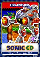 Sonic CD karta 10