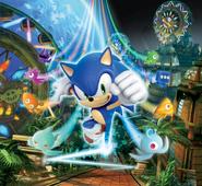 Sonic Colors artwork 1