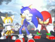 Sonic Heroes cutscene 197