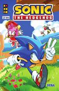 Sonic Kodomo Cover 2