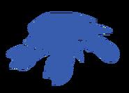 Sonic Mania Knuckles art 3
