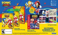 Sonic Mania Plus Info