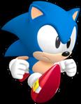 Sonic Runners Classic Sonic 02