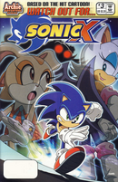 Archie Sonic X Issue 03