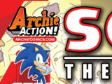 Archie Sonic the Hedgehog Issue 268