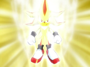 Super Shadow Sonic X