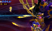 Time Eater Homing Shots 3DS