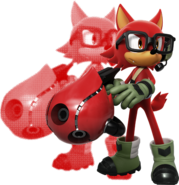 Avatar - Sonic Forces