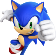 Colors Sonic art 4