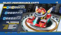Eggman Robotnik Motor Front