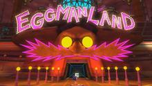 Eggmanland Entrance