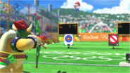 Mario & Sonic at the Rio 2016 Olympic Games - Bowser Jr. Archery