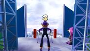 Mario Sonic Olympic Winter Games Gameplay 124