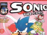 Sonic the Comic Issue 189
