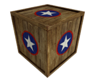 Sonic 06 Model Wooden Container