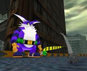 Sonic Adventure DX Cutscene 699
