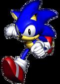 Sonic R art 1