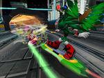 Sonic Riders - Jet - Level 2