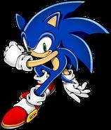 Sonic SR art 2