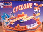 Tomy Sonic Cyclone
