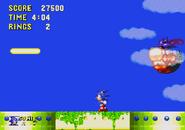 Flying Eggman SSZ 11