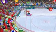 Mario Sonic Olympic Winter Games Gameplay 111